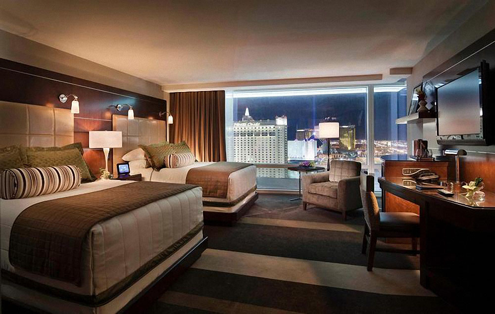 What Hotel Has The Most Rooms In Las Vegas